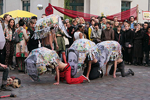 MYFEST - MONTH OF PERFORMANCE ART - BERLIN